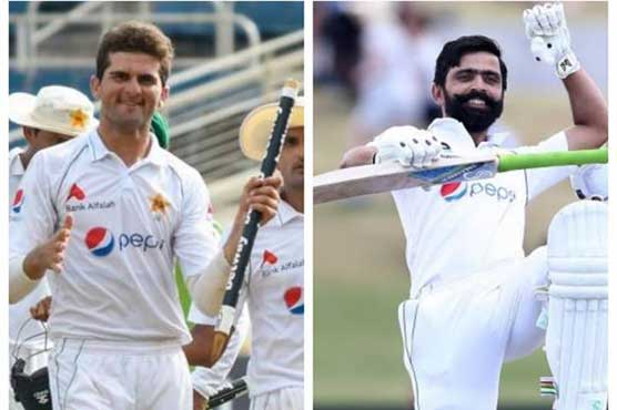 Fawad Alam, Shaheen Afridi attain career bests in ICC Men's Test Player rankings