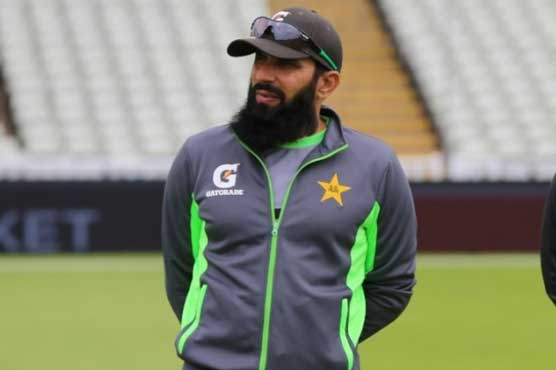 Misbah-ul-Haq tests positive, to complete 10-day quarantine in Jamaica