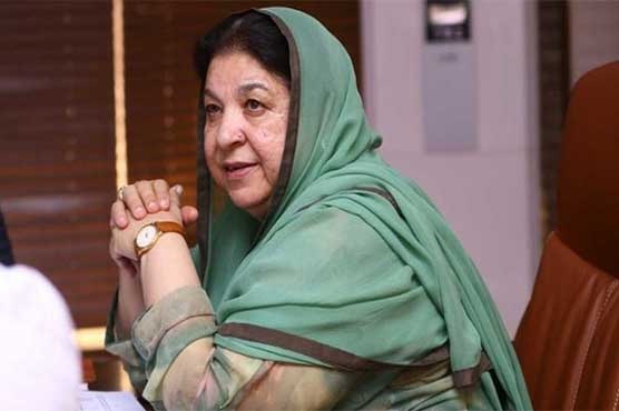 Govt trying to vaccinate 70pc population by December: Yasmin
