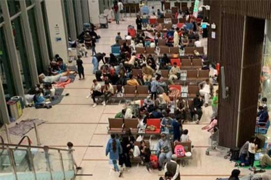 Pakistan airlifts 1,335 nationals of over 30 countries from Kabul