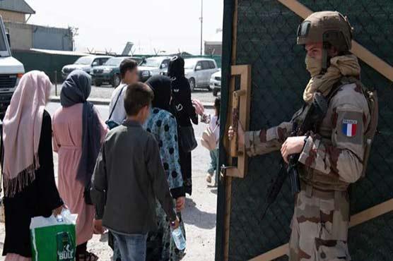 France to end Kabul evacuation operation Friday: PM