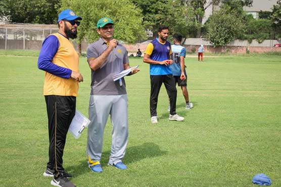 Pre-season cricket association camps commence