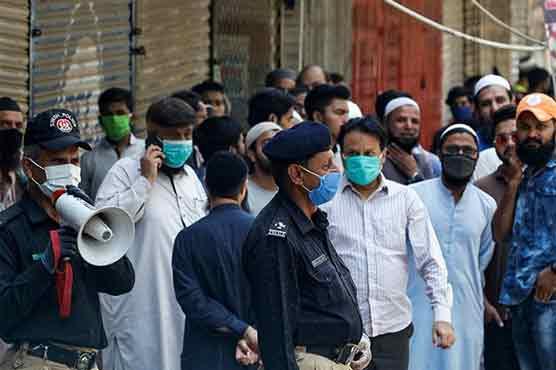 Pakistan reports 4,016 coronavirus cases, 95 deaths in 24 hours
