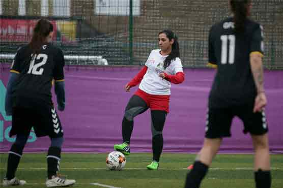 Khalida Popal, saving Afghanistan's women footballers one player at a time
