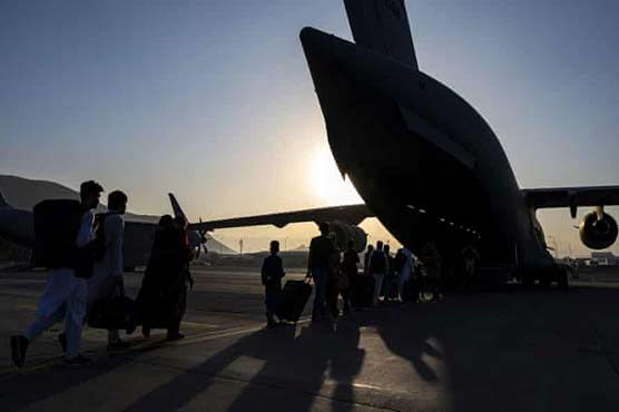 Britain to end Afghan evacuations in 'matter of hours'