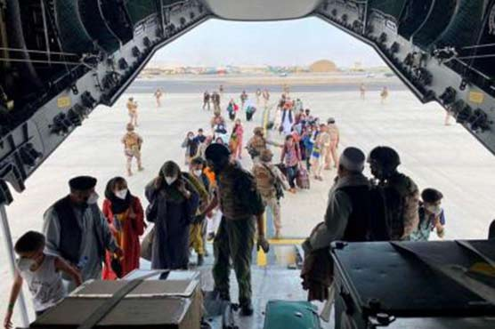 Spain ends evacuations from Kabul: government