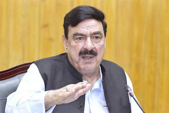 Islamabad airport reserved for evacuees coming from Kabul: Sh Rashid