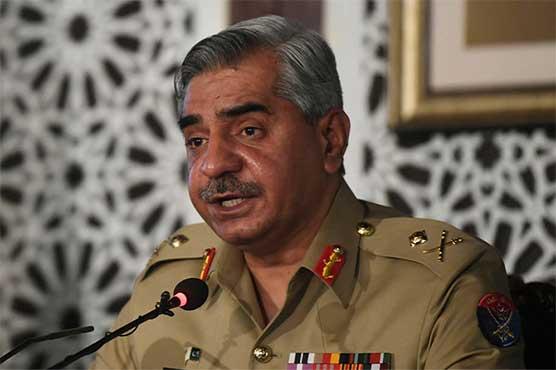 Pakistani side of border is completely safe: DG ISPR