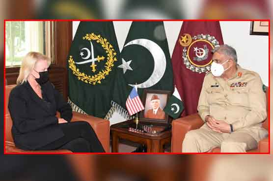 Pakistan has no favourites in Afghanistan: COAS