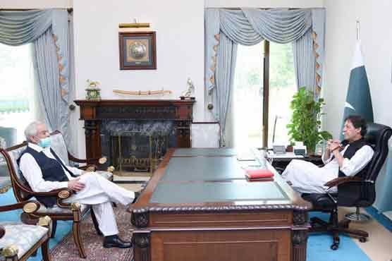 PM Imran Khan thanks Ehsan Mani for 'contribution to cricket'