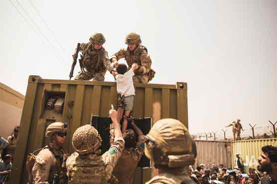 UK evacuating last civilians from Kabul on Saturday