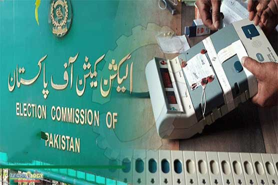 ECP raises questions on electronic voting machines
