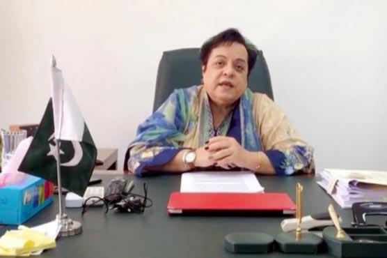 Pakistan lauded on helping both Afghans, int'l community: Shireen Mazari