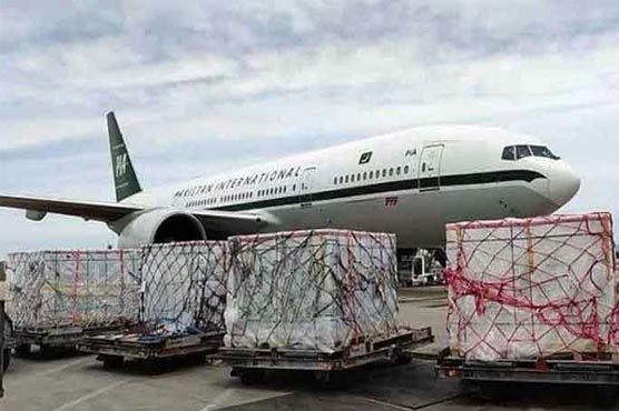 PIA airlifts another 12 million doses of Sinovac vaccines from China to Pakistan