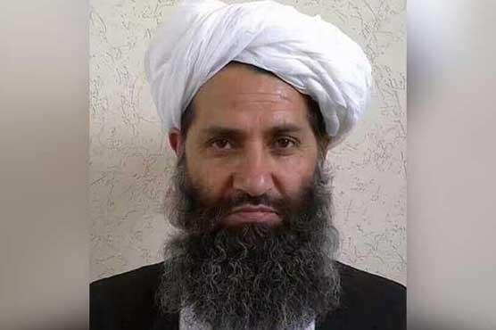 Taliban chief Hibatullah Akhundzada in Afghanistan's Kandahar city: spokesman