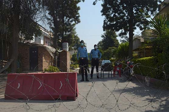 Seven areas in Islamabad put on smart lockdown