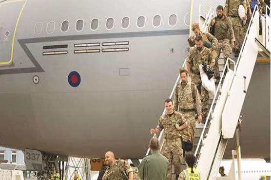 UK government blasted over Afghan exit as hundreds left behind