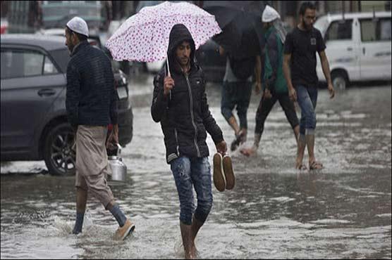 PDMA issues rain alert for Sindh