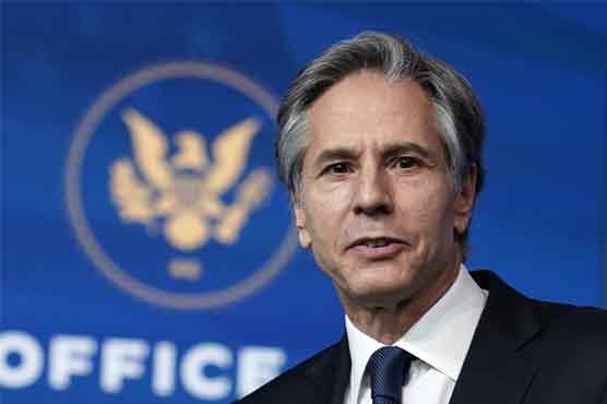 Taliban legitimacy or support will have to be 'earned': Blinken