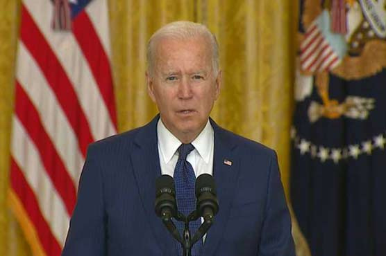 Biden says will address nation Tuesday on Afghanistan exit