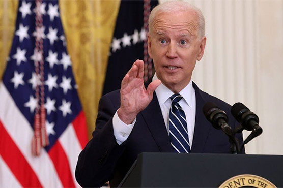 Biden defends decision to stick to Tuesday's withdrawal deadline