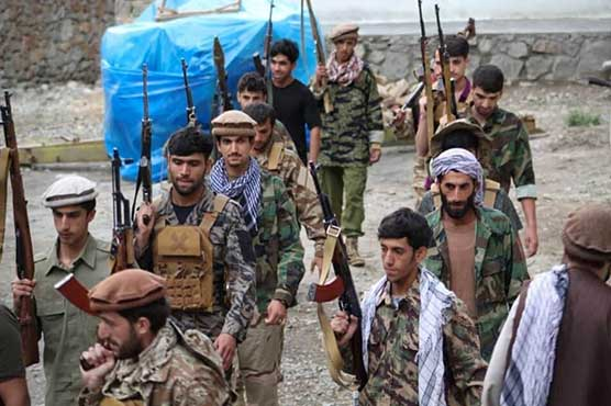 At least seven Taliban reported killed in Panjshir fighting