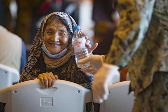 EU backs helping Afghanistan's neighbors cope with refugees