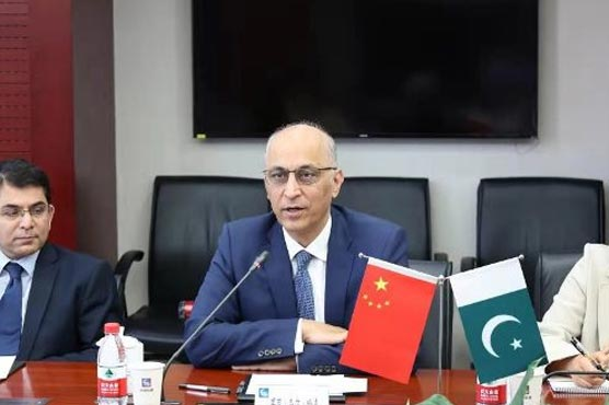 Pakistan, China wish to see formation of inclusive govt in Afghanistan: Pak envoy