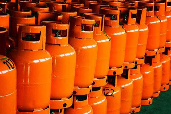 LPG price increased by Rs10.38 per kg