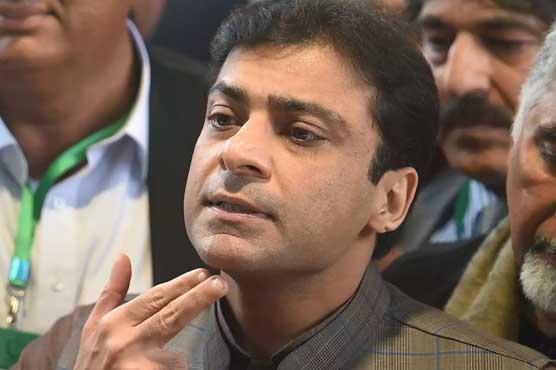 PML-N leader Hamza Shehbaz falls ill in Kot Lakhpat Jail