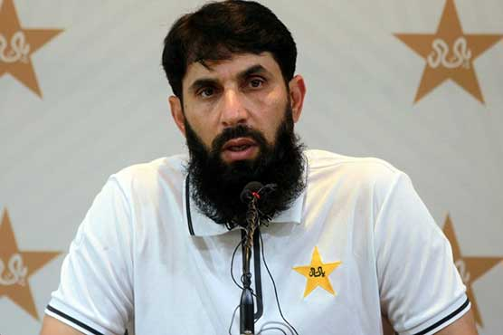 Will try to win the series: Misbah
