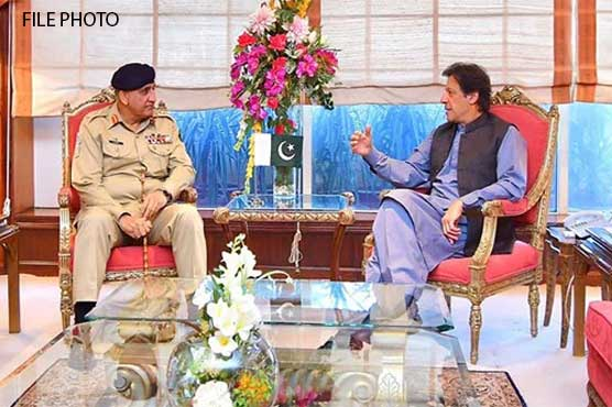 PM Imran, COAS Gen Bajwa discuss security situation, other important issues
