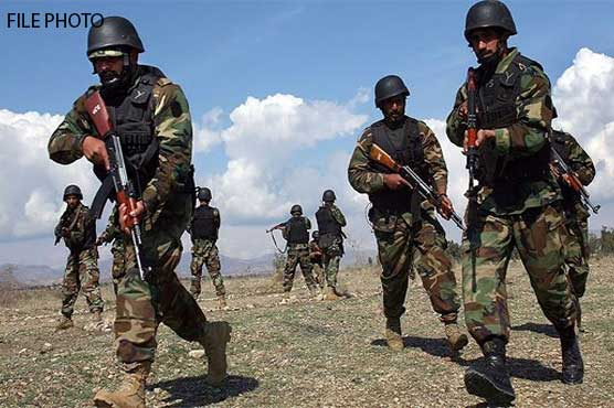 Security forces kill three terrorists during IBO in Lower Dir