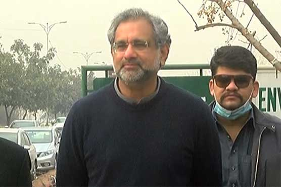 PM Imran wasted nation's time by edited video of phone calls: Shahid Khaqan