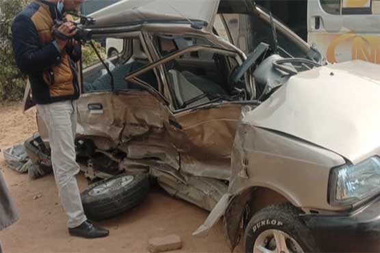 PM takes notice of Islamabad accident, seeks report from authorities