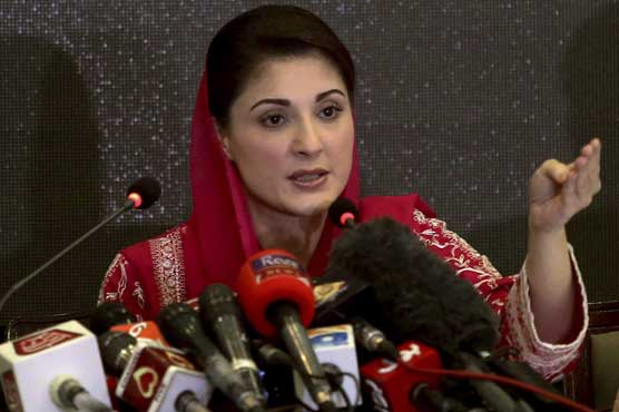 Have patience, will tell you what resignations are: Maryam Nawaz