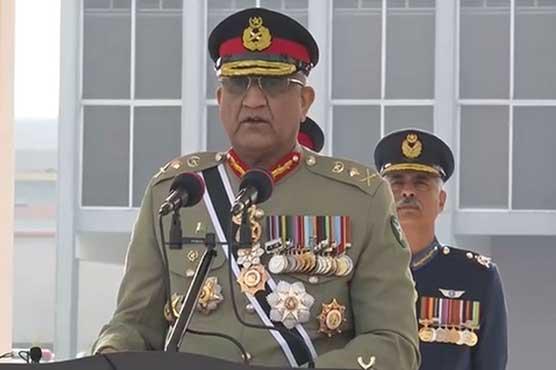 Pakistan and India must resolve longstanding Kashmir dispute: COAS