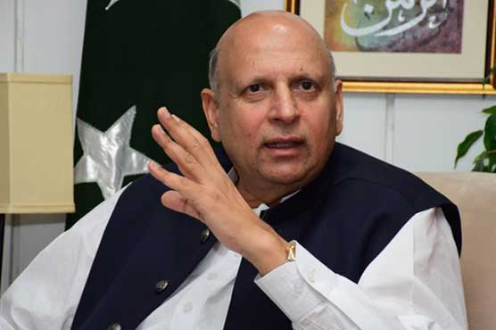 Chaudhry Sarwar hails China for Covid-19 vaccines gift