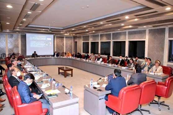Afridi outlays holistic, proactive plan to help raise Kashmir on global forums