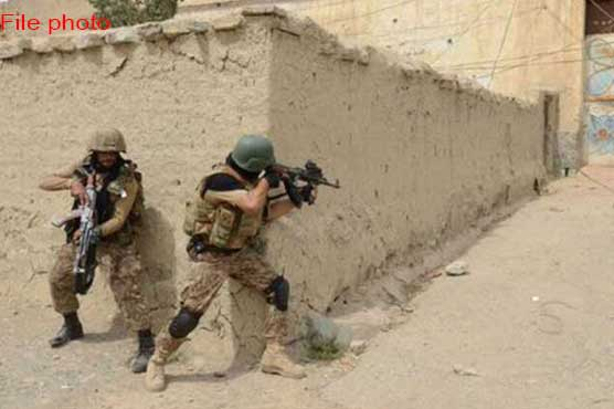 Security forces kill four terrorists during operation in North Waziristan