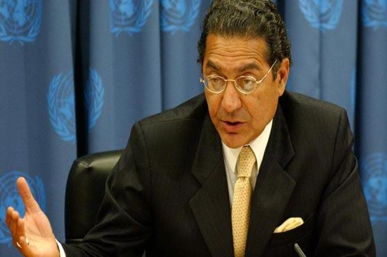 UN, world community must move to resolve Kashmir dispute: Munir Akram