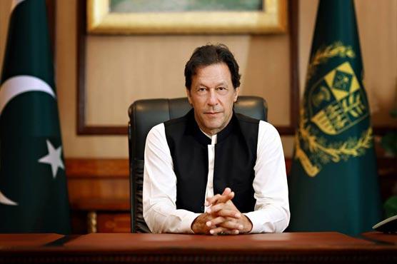 Pakistan stands united, resolute with Kashmiris: PM Imran