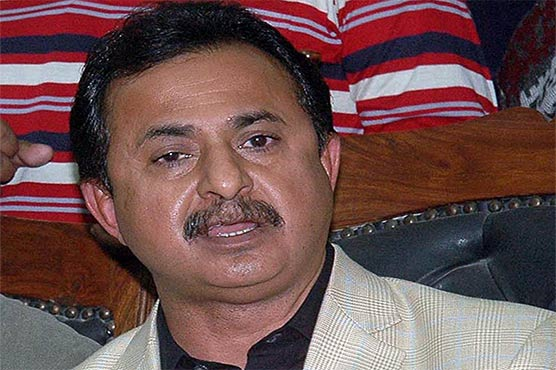 Case registered against PTI's Haleem Adil for disrupting anti-encroachment drive in Karachi