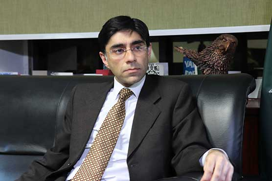 Regional peace depends on India moving in right direction: Moeed Yusuf