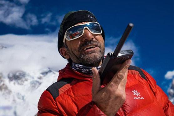 Ali Sadpara is Pakistan's national hero: DG ISPR
