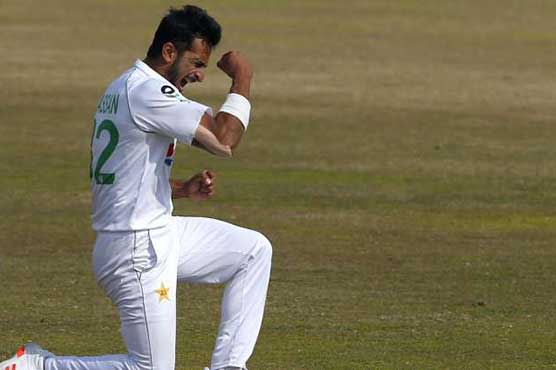 WATCH: Hasan Ali scalps ten in second Test against S Africa
