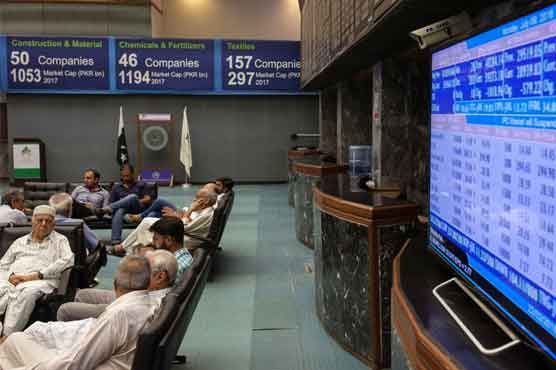 PSX loses 183.92 points to close at 46,721.87 points