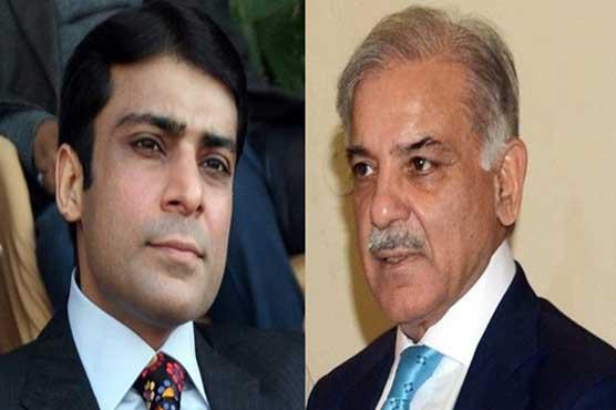 Shehbaz Sharif, Hamza Shahbaz appear before NAB court in Ramzan Sugar Mills case