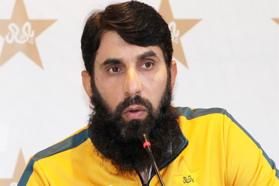Pakistan coach Misbah aims high after South Africa sweep