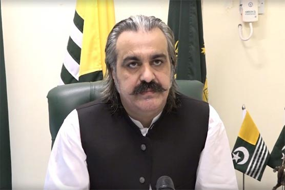 Indian state institutions become agents of RSS Hindutva ideology: Gandapur